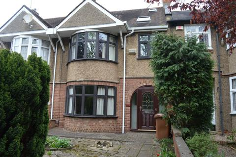 4 bedroom terraced house to rent - Billing Road, Abington, Northampton NN1 5RR