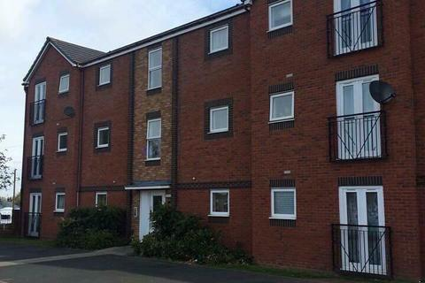2 bedroom flat to rent - Redlands Road, Hadley, Telford TF1