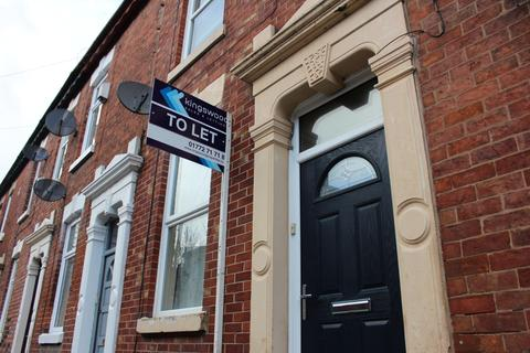 2 bedroom terraced house to rent - Langton Street, Preston, Lancashire, PR1