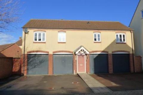 2 bedroom house to rent - Chivenor Way, Kingsway