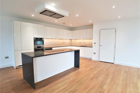 3 bedroom flat to rent - Bach House, 50 Wandsworth Road, Nine Elms, London, SW8
