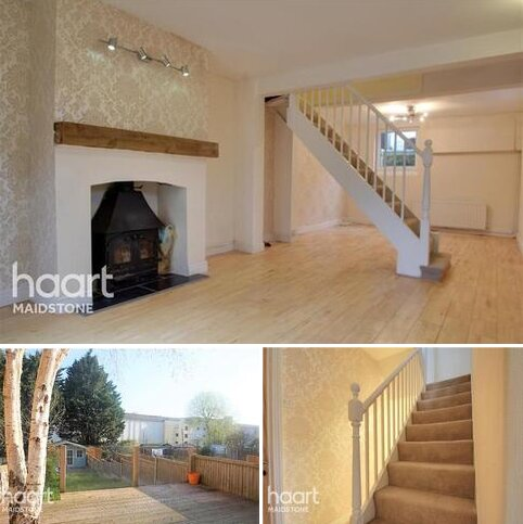 3 bedroom end of terrace house to rent - Prospect Place, ME16