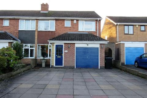 3 bedroom semi-detached house for sale - Moorlands Drive, Shirley, B90