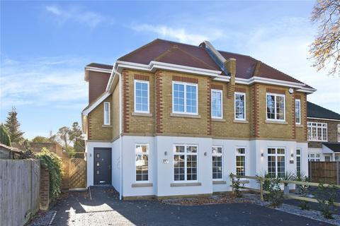 4 bedroom semi-detached house for sale - Queens Road, Hersham, Walton-on-Thames, Surrey, KT12