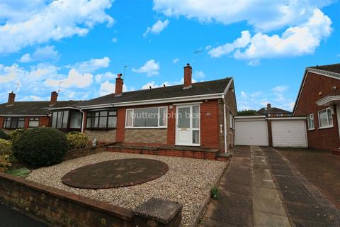 2 bedroom bungalow for sale - Gleneagles Crescent, Birches Head