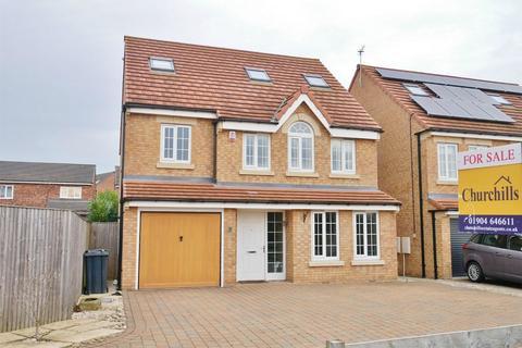 4 bedroom detached house for sale - Teachers Close, Dringhouses, York