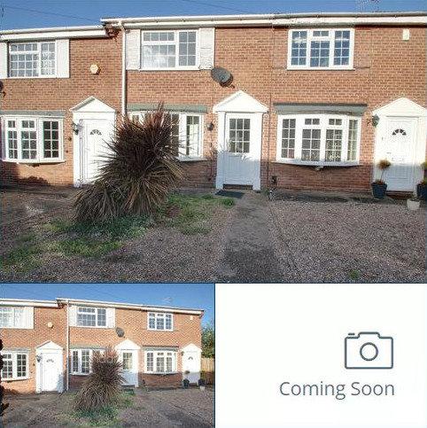 2 bedroom terraced house for sale - Northwold Avenue, West Bridgford, Nottinghamshire