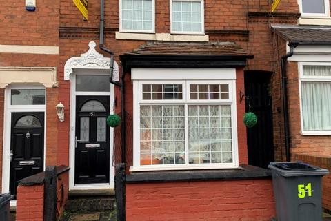 3 bedroom terraced house for sale - Teignmouth Road