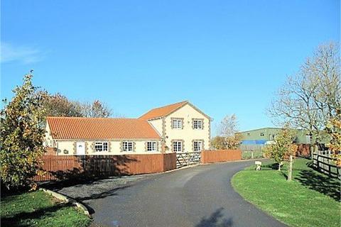 3 bedroom detached house for sale - Green Grass Farm, West Marsh Lane, Barrow Haven