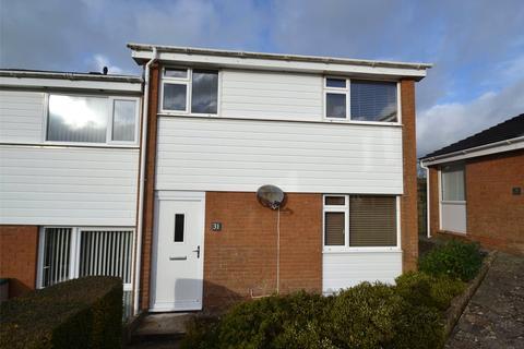 3 bedroom house for sale - Broadgate Close, Barnstaple