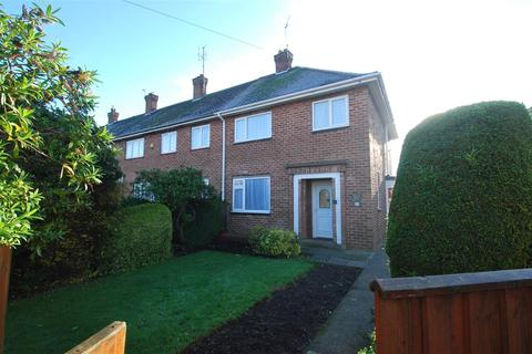 3 bedroom end of terrace house for sale - Roberts Grove, Winthorpe
