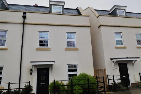 4 bedroom semi-detached house for sale - Merchant Row, Seabrook Orchards, Topsham