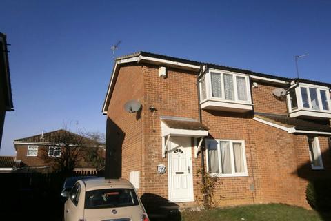2 bedroom semi-detached house to rent - Fleetwind Drive, East Hunsbury, Northampton