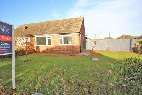 4 bedroom semi-detached bungalow for sale - PEARSON ROAD, CLEETHORPES