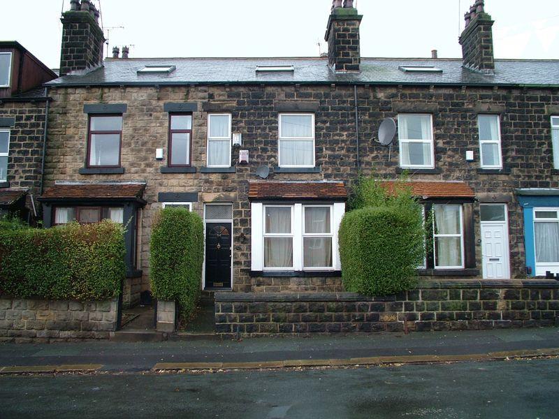4 Bedrooms Terraced House for rent in Bentley Lane,Meanwood