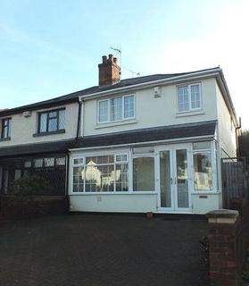 3 bedroom semi-detached house to rent - Solihull Lane, Hall Green