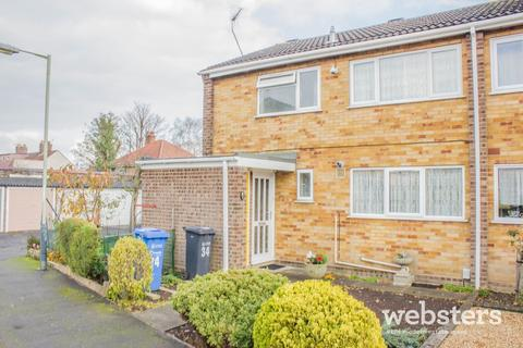 3 bedroom end of terrace house for sale - Bramfield Close, Norwich NR2
