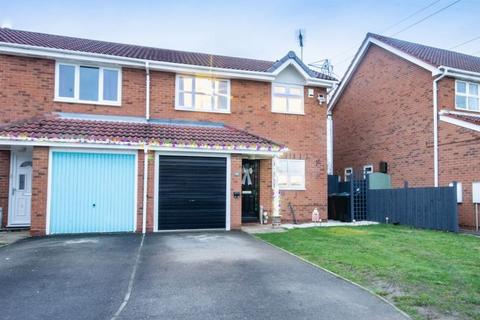 3 bedroom semi-detached house for sale - Meadow Nook, Boulton Moor, Alvaston