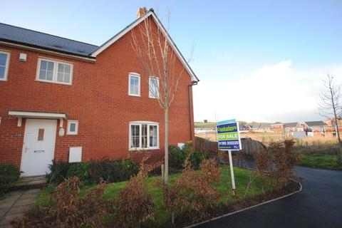3 bedroom semi-detached house for sale - 25 Hawkins Road, Exeter