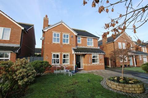 4 bedroom detached house for sale - Hambleton Close, Longton