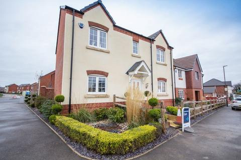 4 bedroom detached house to rent - RICHARDSON WAY, LANGLEY COUNTRY PARK, DERBY