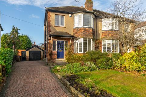 3 bedroom semi-detached house for sale - Hodgson Crescent, Leeds, LS17