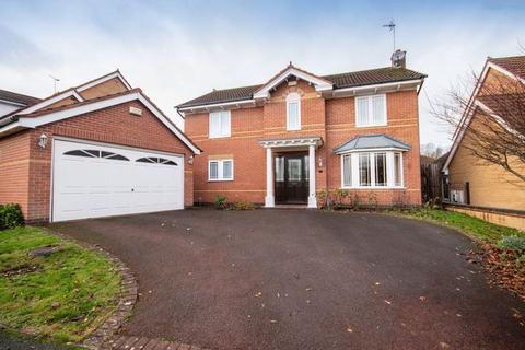 4 bedroom detached house for sale - Palatine Grove, Heatherton Village