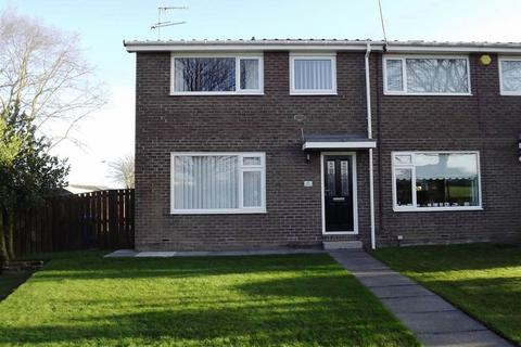 3 bedroom end of terrace house to rent - Redhill Walk, Cramlington