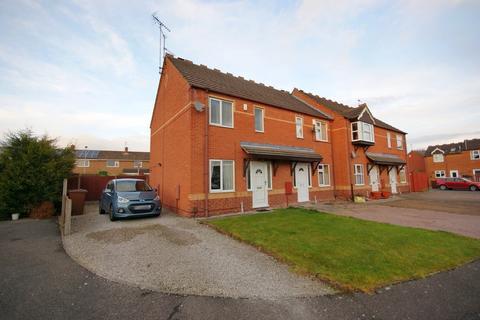 2 bedroom semi-detached house to rent - Harrier Court, Doddington Park, Lincoln