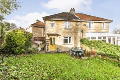 3 bedroom semi-detached house for sale - Glebe Road, Bath
