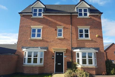 4 bedroom detached house to rent - Arlington Close, Thurmaston, Leicester