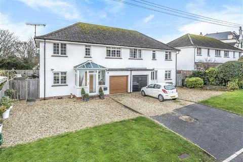 3 bedroom semi-detached house for sale - Meadow Road, Budleigh Salterton, Devon, EX9