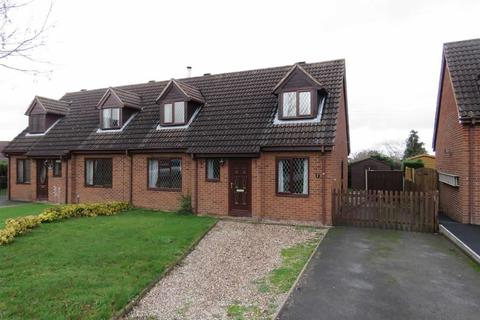 3 bedroom semi-detached house to rent - The Briars, Cockshutt, SY12