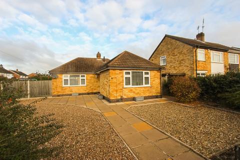2 bedroom bungalow for sale - Brixham Drive, Wigston, LE18