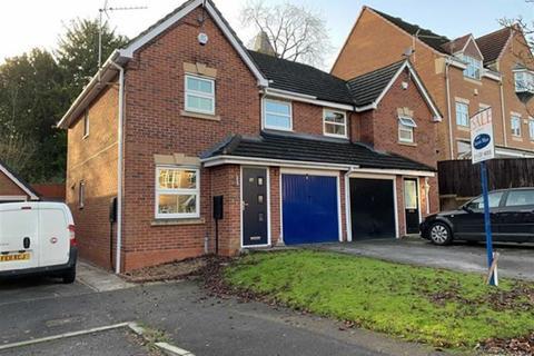 3 bedroom semi-detached house for sale - Northwood Place, Wadsley Park Village, Sheffield, S6