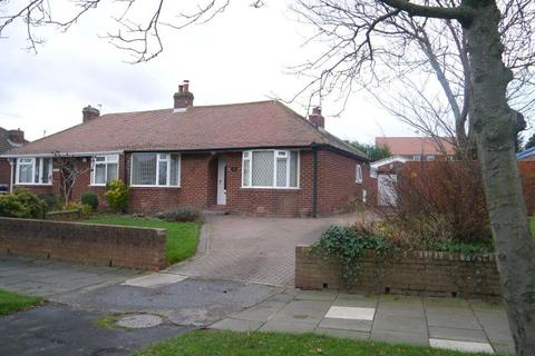 2 bedroom semi-detached bungalow for sale - FABULOUS EXTENDED BUNGALOW Main Road, Dinnington, Newcastle Upon Tyne
