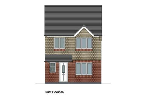 3 bedroom detached house for sale - Westbury Gardens, Off Lortas Road, Basford, Nottingham