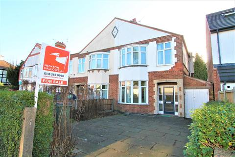 3 bedroom semi-detached house for sale - Wigston Road, Oadby, Leicester