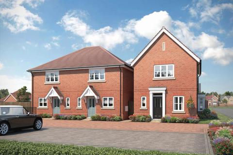 2 bedroom semi-detached house for sale - The Chloe, Plot 2 Millers Green, Weeley Heath