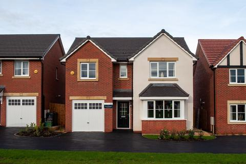 4 bedroom detached house for sale - Hill Top Grange, Davenham, Northwich, CW9