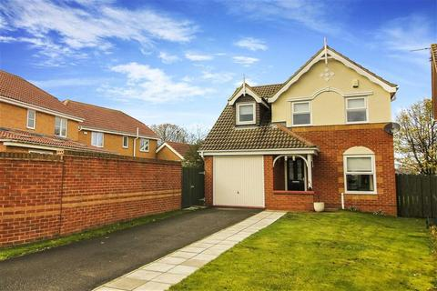 3 bedroom detached house for sale - St Cuthberts Way, Holystone, Tyne And Wear