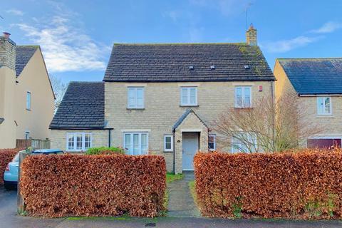 3 bedroom detached house for sale - Millennium Way, Cirencester