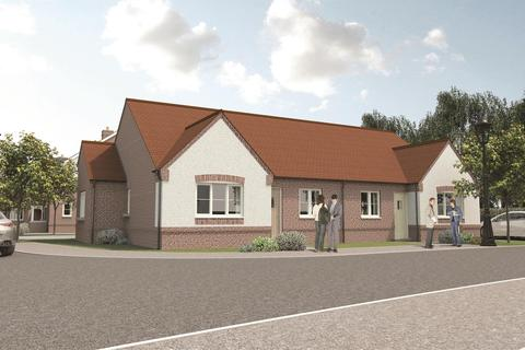 2 bedroom semi-detached bungalow for sale - Church View, Hugglescote, Leicestershire