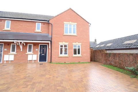 3 bedroom semi-detached house for sale - Trafford Road, Rushden NN10 0JG