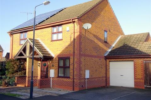 2 bedroom semi-detached house for sale - Yewdale Grove, Oakwood, Derby