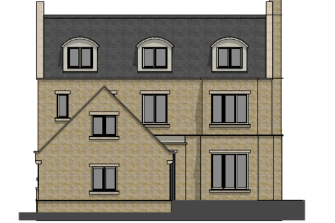 Plot for sale - Burr Lane, Spalding, PE12