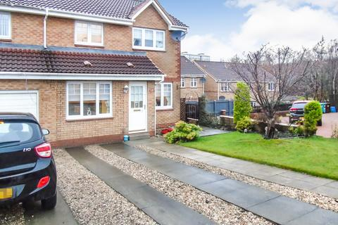 3 bedroom semi-detached house for sale - Meadow Walk , Victoria Park , Coatbridge, North Lanarkshire, ML5
