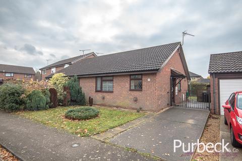 2 bedroom semi-detached bungalow for sale - Semer Close, Stowmarket, Suffolk IP14