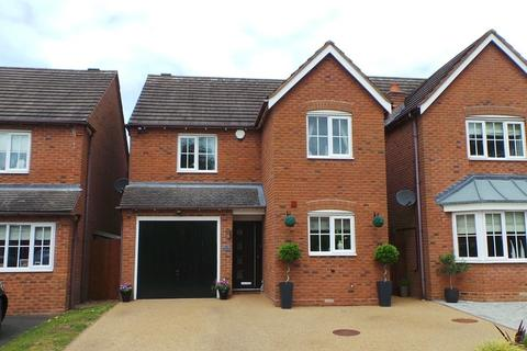 3 bedroom detached house for sale - Tiller Grove, Roughley