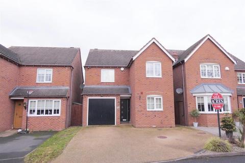 3 bedroom detached house for sale - Tiller Grove, Roughley
